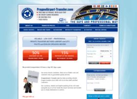 pragueairport-transfer.com