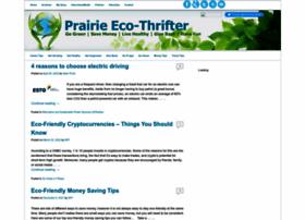 prairieecothrifter.com