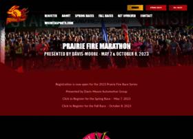 prairiefiremarathon.com