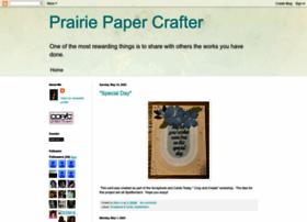 prairiepapercrafter.blogspot.com