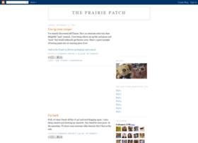 prairiepatch.blogspot.com