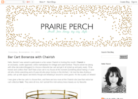 prairieperch.blogspot.com