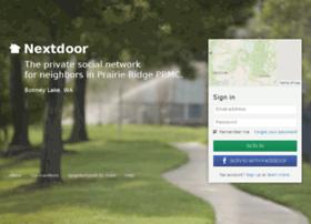 prairieridgeprmc.nextdoor.com