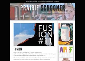prairieschooner.unl.edu