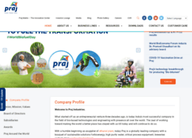 praj.com