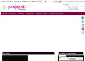 prajapatihandicrafts.com
