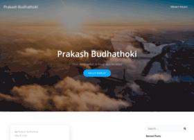 prakashbudhathoki.com.np
