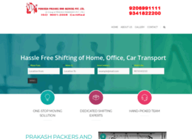 prakashpackers.com