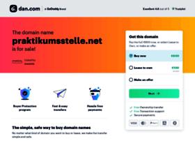 praktikumsstelle.net