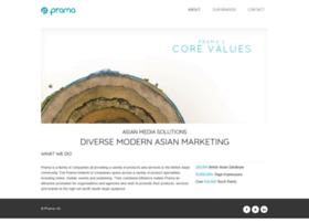 prama.co.uk
