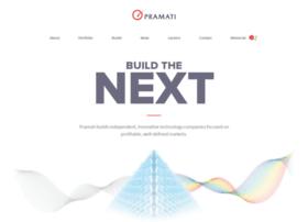 pramati.com
