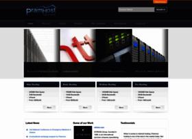 pramnoshosting.com