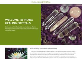 pranahealingcrystals.com