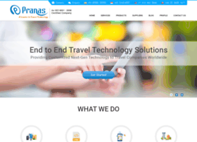 pranastechnologies.com