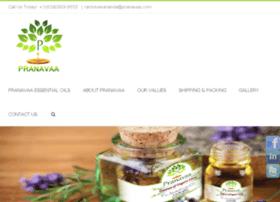 pranavaaoils.com