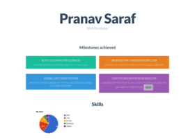 pranavsaraf.com
