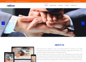 pranawebsolutions.com