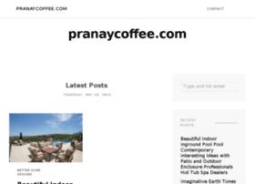 pranaycoffee.com