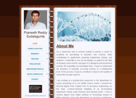 praneethreddy.com