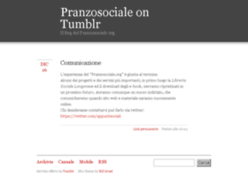 pranzosociale.org