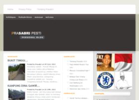 prasabri.web.id