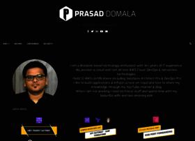 prasaddomala.com