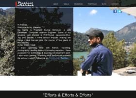 prashantabhishek.com