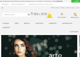 prataearte.com.br