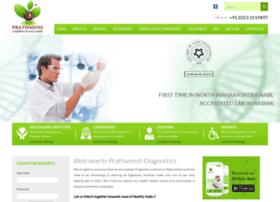 prathameshdiagnostics.com