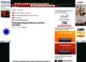 pratiyogitadarpanonline.blogspot.in