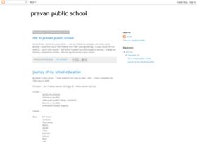 pravanpublicschool.blogspot.com