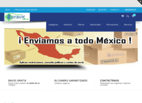 pravic.com.mx