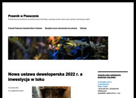 prawnik-piaseczno.pl