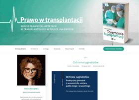 prawowtransplantacji.pl