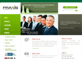 Praxis-financial.com