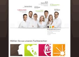 praxisklinik-eulert.de