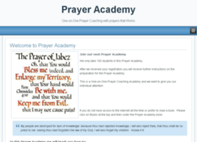 prayeracademy.co.za