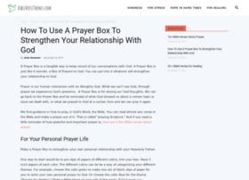 prayerbox.co