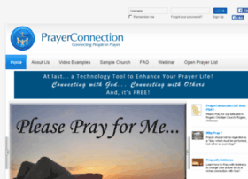 prayerconnection.com