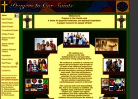 prayerstooursaints.com