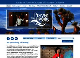 prayerthatheals.org