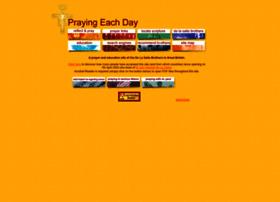 prayingeachday.org