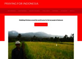 prayingforindonesia.com