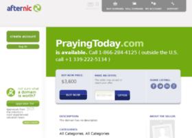 prayingtoday.com