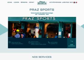 prazsports.com