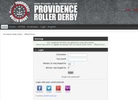 prdforum.providencerollerderby.com