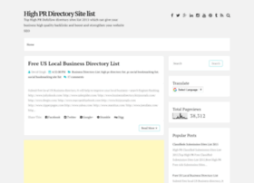 prdirectory-list.blogspot.in