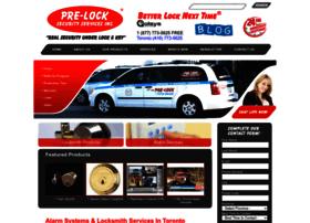 pre-lock.com