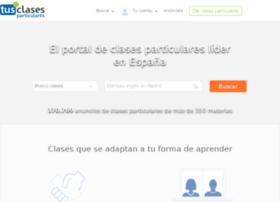 pre.tusclasesparticulares.com