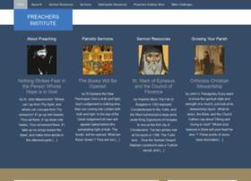 preachersinstitute.com